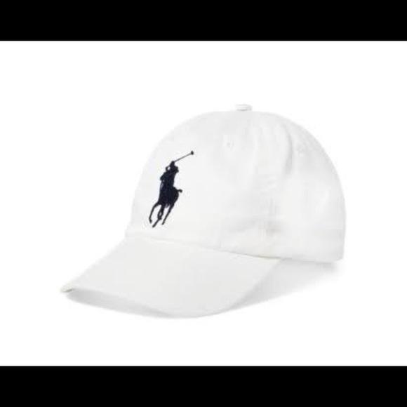 NWT Men Polo Ralph Lauren Baseball Cap Big Pony 96bfef587c04